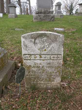WELCH, DAVID D. - Union County, Ohio | DAVID D. WELCH - Ohio Gravestone Photos