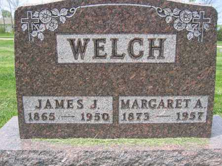 WELCH, MARGARET A. - Union County, Ohio | MARGARET A. WELCH - Ohio Gravestone Photos