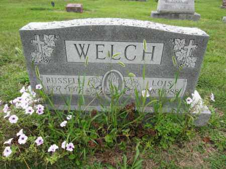 WELCH, LOIS - Union County, Ohio | LOIS WELCH - Ohio Gravestone Photos