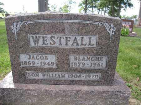 WESTFALL, JACOB - Union County, Ohio | JACOB WESTFALL - Ohio Gravestone Photos