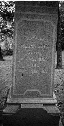 WESTLAKE, JOSIAH - Union County, Ohio   JOSIAH WESTLAKE - Ohio Gravestone Photos