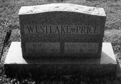 WESTLAKE, MARY E. - Union County, Ohio | MARY E. WESTLAKE - Ohio Gravestone Photos