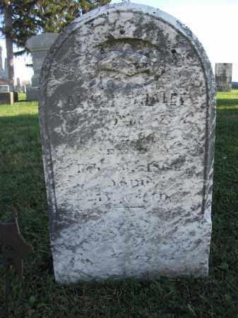 WHALEY, ALVAH - Union County, Ohio | ALVAH WHALEY - Ohio Gravestone Photos