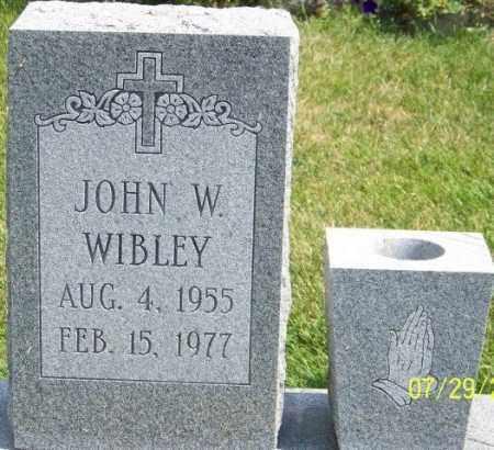 WIBLEY, JOHN - Union County, Ohio | JOHN WIBLEY - Ohio Gravestone Photos