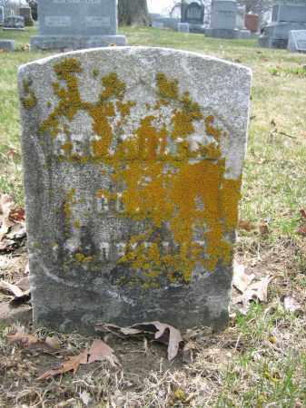 WILBUR, GEORGE - Union County, Ohio | GEORGE WILBUR - Ohio Gravestone Photos