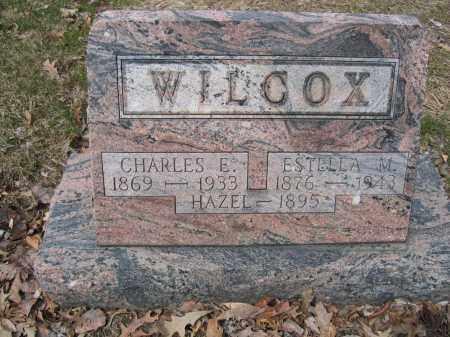 WILCOX, CHARLES E. - Union County, Ohio   CHARLES E. WILCOX - Ohio Gravestone Photos