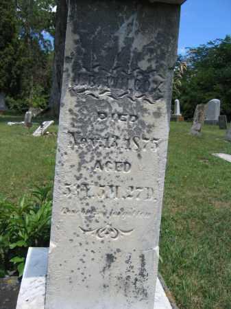 WILCOX, J.B. - Union County, Ohio | J.B. WILCOX - Ohio Gravestone Photos