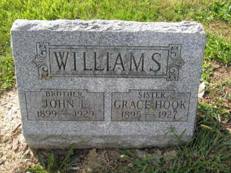 WILLIAMS, JOHN L. - Union County, Ohio   JOHN L. WILLIAMS - Ohio Gravestone Photos