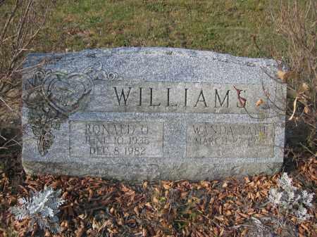 WILLIAMS, WANDA JANE - Union County, Ohio | WANDA JANE WILLIAMS - Ohio Gravestone Photos