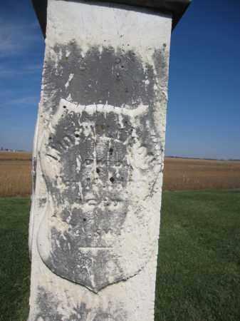 WILLISON, AMOS - Union County, Ohio | AMOS WILLISON - Ohio Gravestone Photos