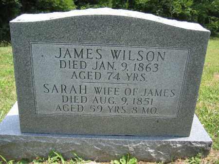 WILSON, SARAH - Union County, Ohio | SARAH WILSON - Ohio Gravestone Photos