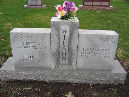 WILSON, LINDA JOANN - Union County, Ohio | LINDA JOANN WILSON - Ohio Gravestone Photos