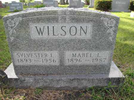 WILSON, MABEL L. - Union County, Ohio | MABEL L. WILSON - Ohio Gravestone Photos