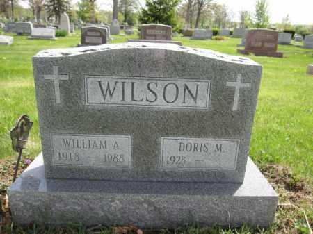 WILSON, WILLIAM A. - Union County, Ohio   WILLIAM A. WILSON - Ohio Gravestone Photos