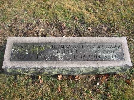 WINCHELL, WILLIAM WALKER - Union County, Ohio | WILLIAM WALKER WINCHELL - Ohio Gravestone Photos