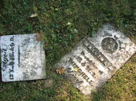 WINCHELL, MALVINA A. - Union County, Ohio   MALVINA A. WINCHELL - Ohio Gravestone Photos