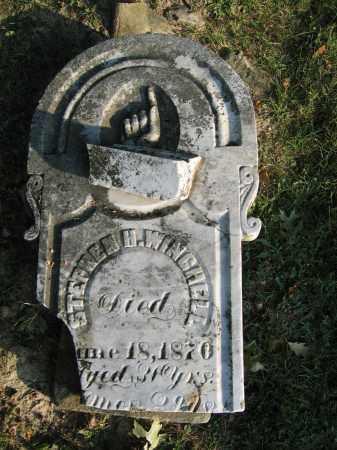 WINCHELL, STEPHEN H. - Union County, Ohio | STEPHEN H. WINCHELL - Ohio Gravestone Photos