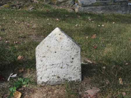 WINGET, LAURA - Union County, Ohio | LAURA WINGET - Ohio Gravestone Photos