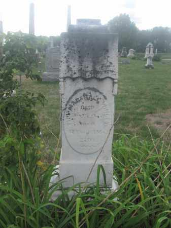 WINGET, TABITHA - Union County, Ohio | TABITHA WINGET - Ohio Gravestone Photos