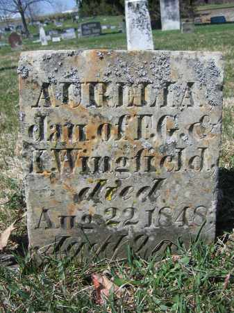 WINGFIELD, AURILLA - Union County, Ohio | AURILLA WINGFIELD - Ohio Gravestone Photos