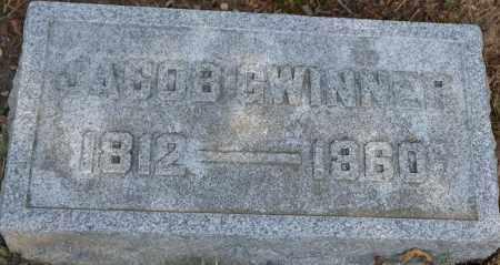 GWINNER, JACOB G. - Union County, Ohio   JACOB G. GWINNER - Ohio Gravestone Photos