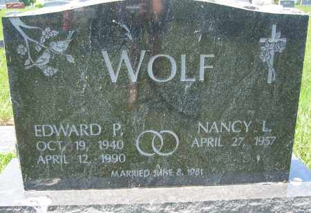 WOLF, NANCY L. - Union County, Ohio | NANCY L. WOLF - Ohio Gravestone Photos