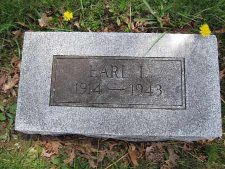 WOLFORD, EARL L. - Union County, Ohio | EARL L. WOLFORD - Ohio Gravestone Photos