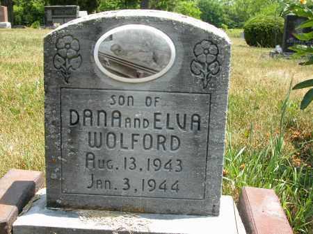 WOLFORD, KENDALL OWEN - Union County, Ohio | KENDALL OWEN WOLFORD - Ohio Gravestone Photos