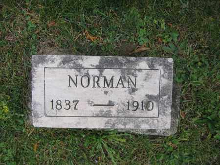 WOLFORD, NORMAN - Union County, Ohio   NORMAN WOLFORD - Ohio Gravestone Photos
