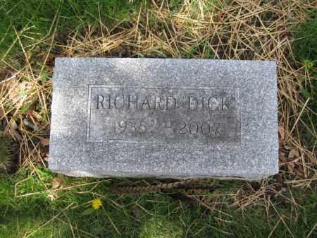 WOLFORD, RICHARD - Union County, Ohio | RICHARD WOLFORD - Ohio Gravestone Photos
