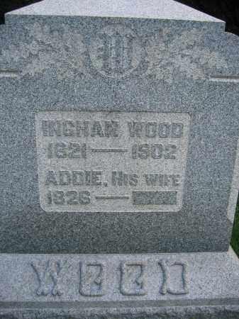 WOOD, INGHAN - Union County, Ohio | INGHAN WOOD - Ohio Gravestone Photos