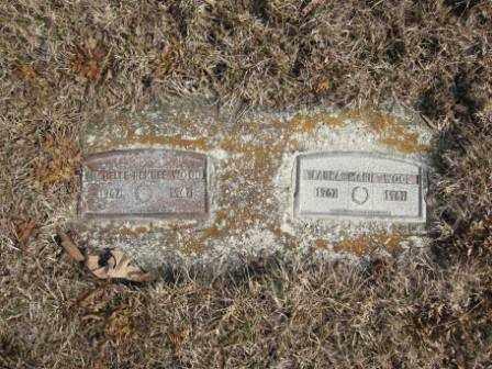 WOOD, LAUA MARIE - Union County, Ohio | LAUA MARIE WOOD - Ohio Gravestone Photos