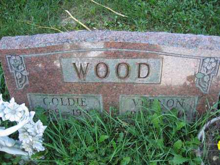 WOOD, GOLDIE - Union County, Ohio | GOLDIE WOOD - Ohio Gravestone Photos
