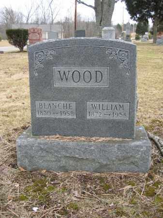 WOOD, BLANCHE - Union County, Ohio | BLANCHE WOOD - Ohio Gravestone Photos