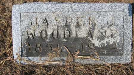 WOODLAND, JASPER J. - Union County, Ohio | JASPER J. WOODLAND - Ohio Gravestone Photos