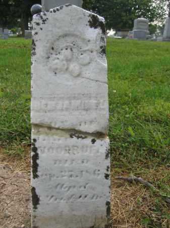 WOODRUFF, BENJAMIN L. - Union County, Ohio | BENJAMIN L. WOODRUFF - Ohio Gravestone Photos