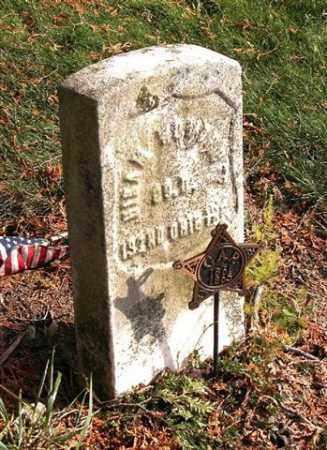 WOODRUFF, HIRAM - Union County, Ohio | HIRAM WOODRUFF - Ohio Gravestone Photos