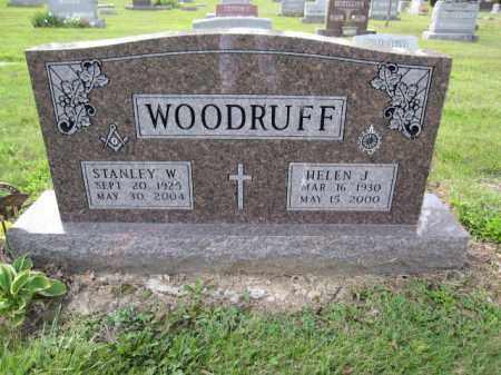 WOODRUFF, HELEN J. - Union County, Ohio | HELEN J. WOODRUFF - Ohio Gravestone Photos