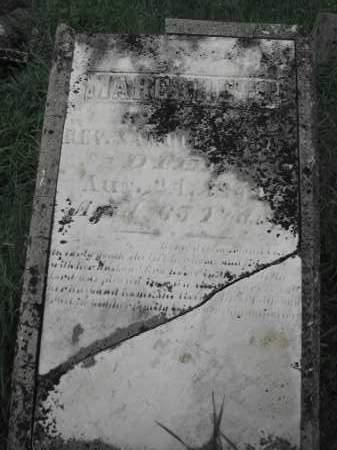 WOODS, MARGARETT - Union County, Ohio | MARGARETT WOODS - Ohio Gravestone Photos
