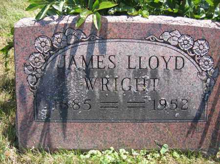 WRIGHT, JAMES LLOYD - Union County, Ohio | JAMES LLOYD WRIGHT - Ohio Gravestone Photos