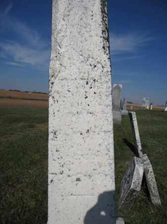 YANTISS, JACOB - Union County, Ohio   JACOB YANTISS - Ohio Gravestone Photos