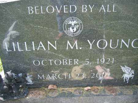 YOUNG, LILLIAN M. - Union County, Ohio | LILLIAN M. YOUNG - Ohio Gravestone Photos