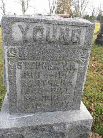 YOUNG, MARGARET - Union County, Ohio | MARGARET YOUNG - Ohio Gravestone Photos