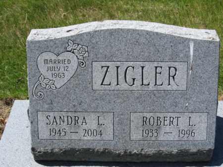 ZIGLER, ROBERT L. - Union County, Ohio | ROBERT L. ZIGLER - Ohio Gravestone Photos