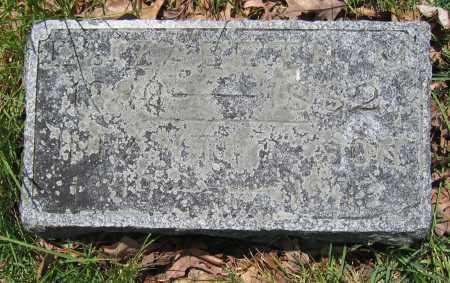 ZWERNER, ELIZABETH M. - Union County, Ohio | ELIZABETH M. ZWERNER - Ohio Gravestone Photos