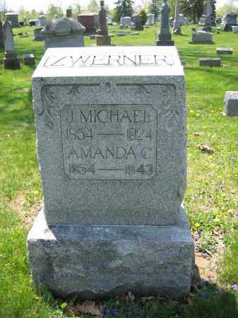 ZWERNER, JOHN MICHAEL - Union County, Ohio | JOHN MICHAEL ZWERNER - Ohio Gravestone Photos