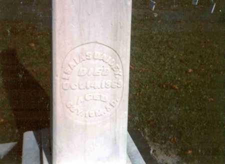 DAILEY, ESAIAS - Van Wert County, Ohio | ESAIAS DAILEY - Ohio Gravestone Photos