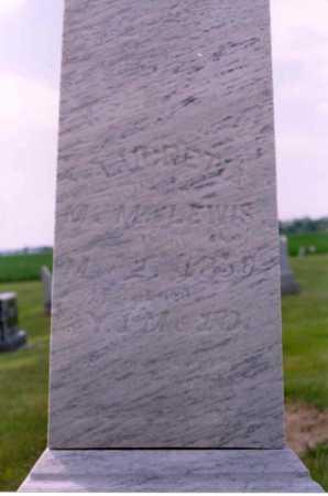 LEWIS, LUCRETIA - Van Wert County, Ohio | LUCRETIA LEWIS - Ohio Gravestone Photos