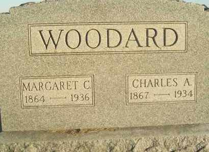 WOODARD, MARGARET - Van Wert County, Ohio | MARGARET WOODARD - Ohio Gravestone Photos