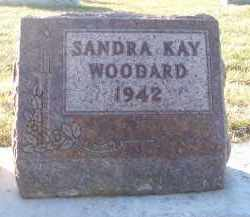 WOODARD, SANDRA - Van Wert County, Ohio | SANDRA WOODARD - Ohio Gravestone Photos